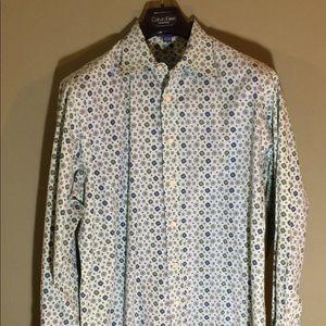 Robert Graham Vintage  Large all cotton sportshirt